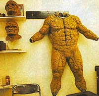 The Thing's Suit
