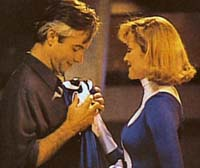 Reed Richards and Susan Storm